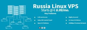 Russian Linux VPS